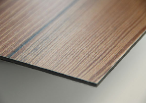 Oberflaeche Geperlt Fribond Design Interior Aluminium Verbundplatte
