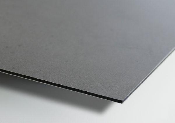 Oberflaeche Supermatt Fribond Design Interior Aluminium Verbundplatte