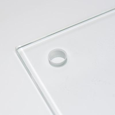 Lochbohrung Glasbohrung Glasloch Wasserstrahlschnitt