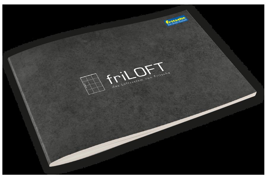 Friloft Broschuere